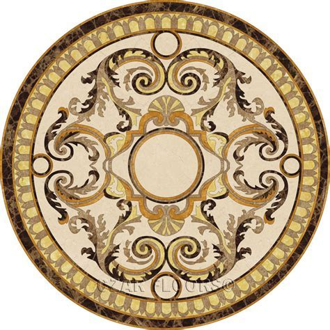 Stone Medallions, Model: Madonna   Custom Wood, Stone