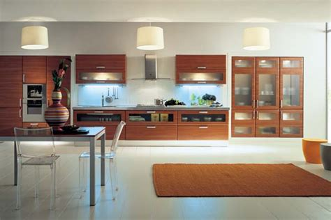 Kitchen Cabinets Modern Modern Kitchen Cabinet Designs An Interior Design