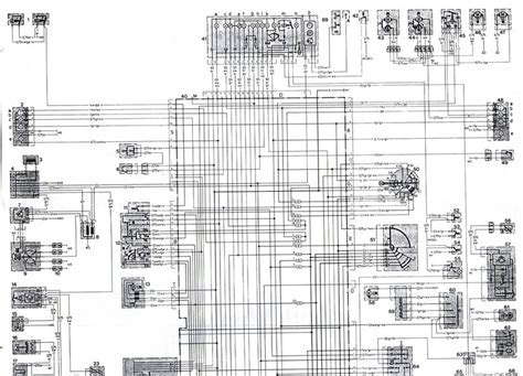 wiring diagram w124 pdf wiring just another site