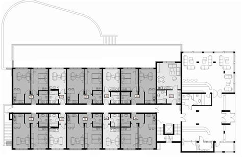 Hotel Grundriss Architektur by Typical Boutique Hotel Lobby Floor Plan Da Ara