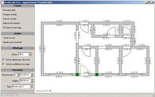 logiciel gratuit d architecture d int 233 rieur en 2d et 3d
