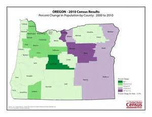 population map of oregon oregon for geog321ol
