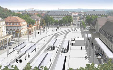Bahnhofplatz Akbw Architektenkammer Baden W 252 Rttemberg