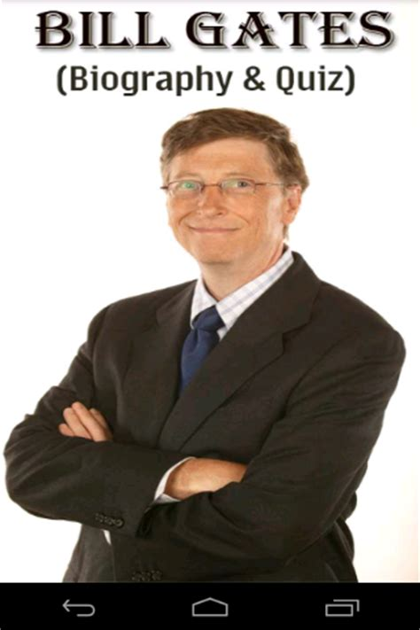 biography of bill gates video bill gates biography quiz android apps on google play