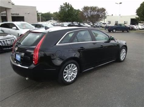 cadillac cts 4 wheel drive buy used 2011 cadillac cts 4 wagon luxury package all