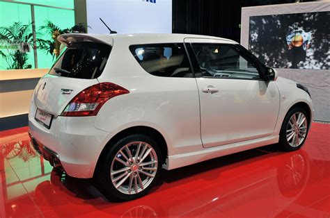 Suzuki Sport 2012 Accessories 2012 Suzuki Sport Sure Looks Like For Someone