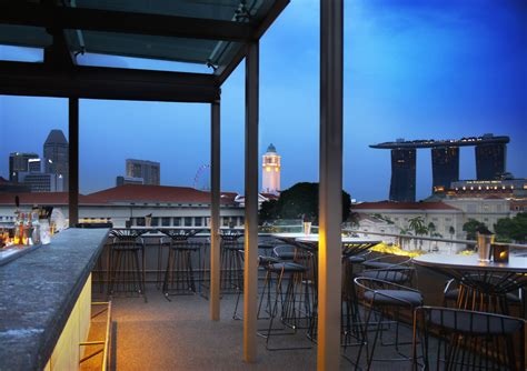 Bar On Top Of One New Change by Best Rooftop Bars In Singapore
