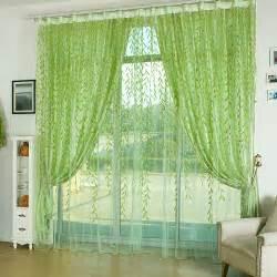 cheap green curtains get cheap green sheer curtains aliexpress