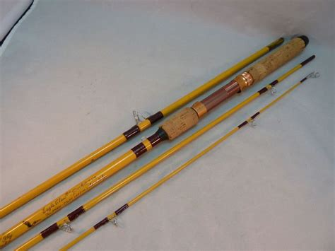 Eagle Spin pk601 eagle claw packit 4 pc spin fly rod eagles spin