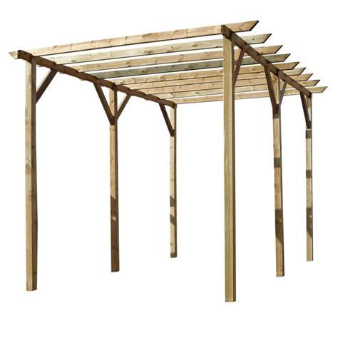 Construire Une Pergola En Bois 1551 by Pergola Ab 233 Lia Droite Achat Vente Pergola Pergola