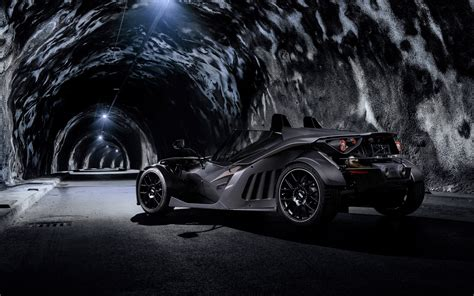 Ktm X Bow Black All Carbon Fiber Ktm X Bow Black Edition Arrives