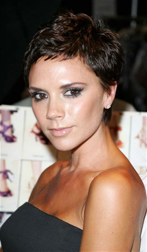 short hair divas posh victoria beckham hair posh spice new york marc jacobs