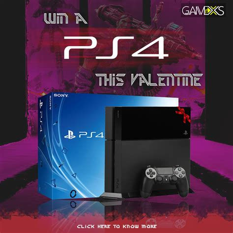 Giveaway Ps4 - ps4 for the win bing images