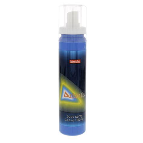 bench atlantis body spray buy bench atlantis body spray 100 ml online in uae dubai