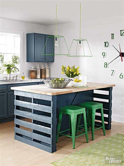 25 best ideas about pallet kitchen island on