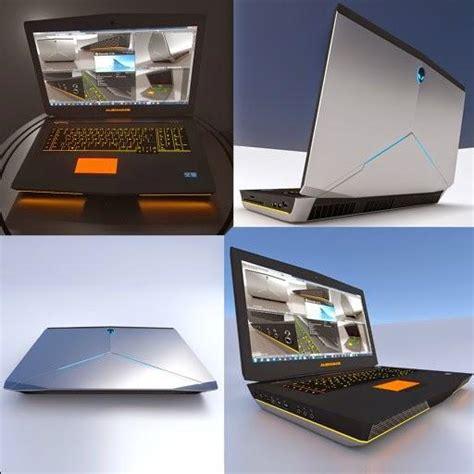 Laptop Alienware 18 Di Indonesia alienware 18 gaming laptop 3d model sharecg