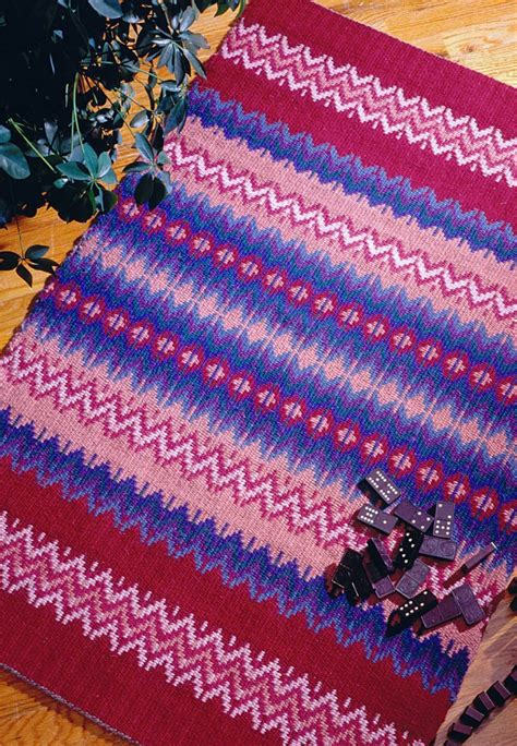 rug weaving patterns rosepath rug weaving pattern patterns weaving