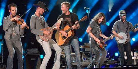 dierks bentley band dierksbentley and band create alter ego cover