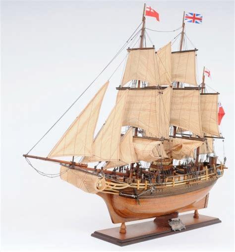 schip bounty bounty ship model
