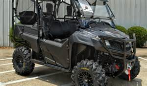 Honda Pioneer 700 4 Accessories 2014 2018 Honda Pioneer 700 4 Accessories Review Prices