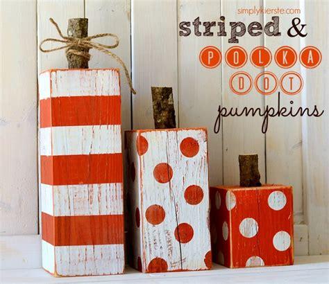 diy decorating cutest diy pumpkin decor