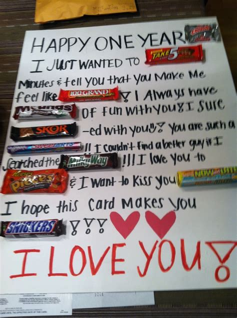 Birthday Card Made Out Bars 20 Best Images About Candy Bar Signs On Pinterest Candy