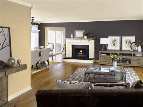 Set Sofa Soft Sponge Of Fabric Living Room Color Scheme Ideas Dark Brown Wooden Wall Panels Grey