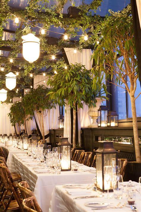 Garden Elopement by Modern New York Wedding Best Wedding Blog