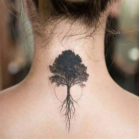 tree tattoo on back kadın sırt ağa 231 d 246 vmesi back tree