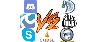 discord or teamspeak mumble vs teamspeak vs ventrilo raidcall skype 2 side