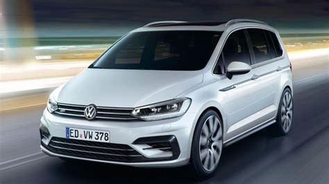 Volkswagen Touran 2020 by 2020 Vw Touran R Line Radi8 Wheels Specs Engine
