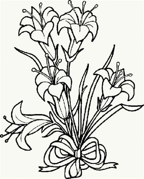 imagenes de flores hermosas para imprimir dibujos para colorear dibujos para colorear flores