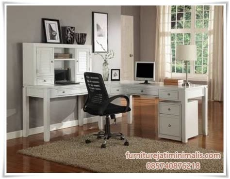 Meja Kerja Kayu Mahoni meja kerja kantor meja kerja meja kantor meja kerja