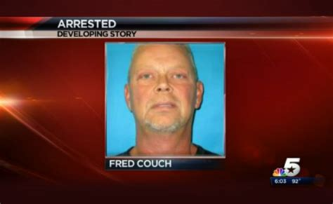 fred couch fort worth father of affluenza teen arrested for impersonating a