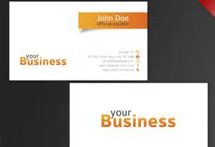 business card templates 30 beautiful business card design templates