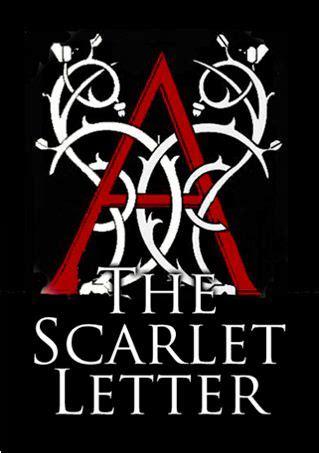 Scarlet Letter the scarlet letter the real