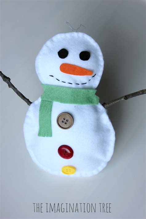 crafts snowman stuffed snowman sewing craft for the imagination tree