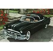 1953 Pontiac Parisienne  Concepts