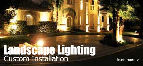 outdoor landscape lighting desert decorative landscaping lights installation arizona east