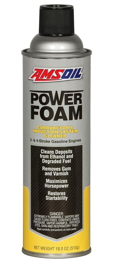 amsoil power foam engine cleaner