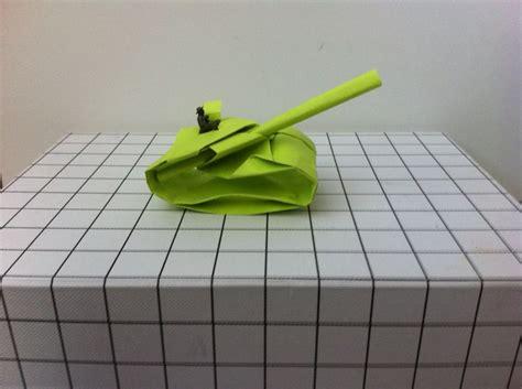 Tank Origami - les 25 meilleures id 233 es de la cat 233 gorie origami tank sur