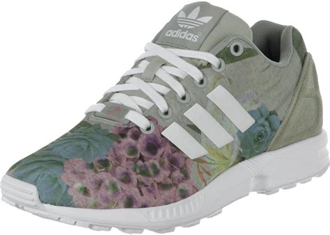 Adidas Zx Flux 34 adidas zx flux w shoes grey