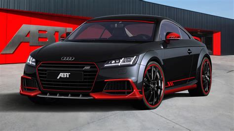 Audi A1 Sportline by Audi Tuning Abt Sportline Tuned Audi Tt Coupe