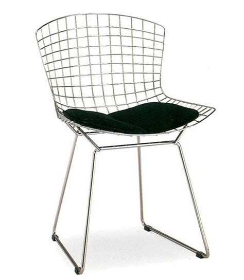 chair    harry bertoia  knoll international