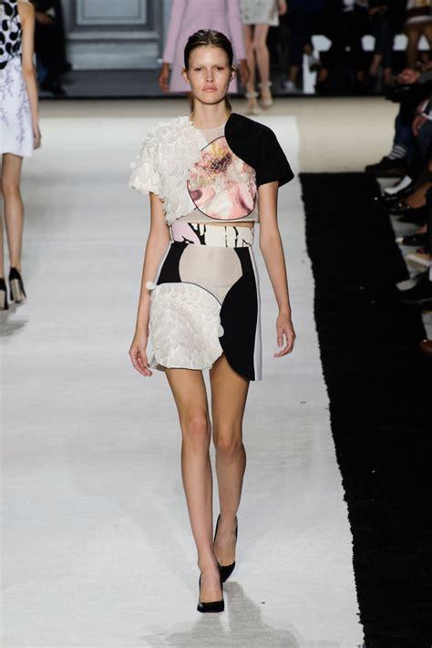 Fashion Week Giambattista Valli Valentino by Giambattista Valli At Fashion Week 2015