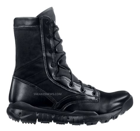 new nike sfb or special forces boot black