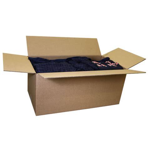 size of wardrobe box clothing box sizes standard strength boxes corrugated