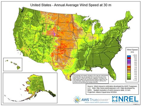 wind power map usa windexchange wind energy maps and data