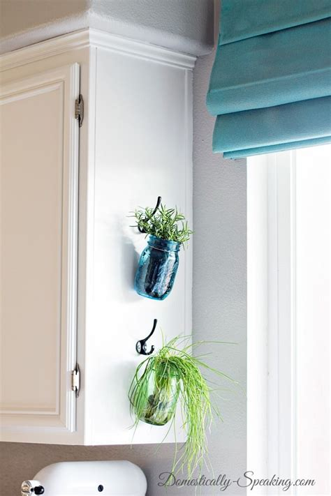 Hanging Herbs In Kitchen Window by 17 Best Ideas About Hanging Herbs On Indoor