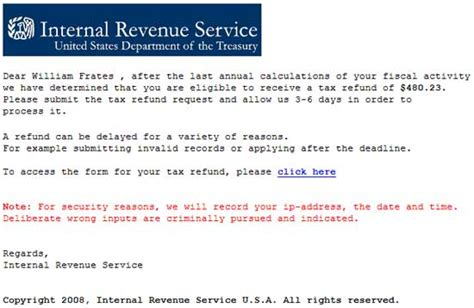 Free Scammer Email Search Image Gallery Irs Email Scam